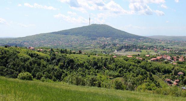 Planina Avala Najvisi Vrh 511 M Beograd Super Avantura